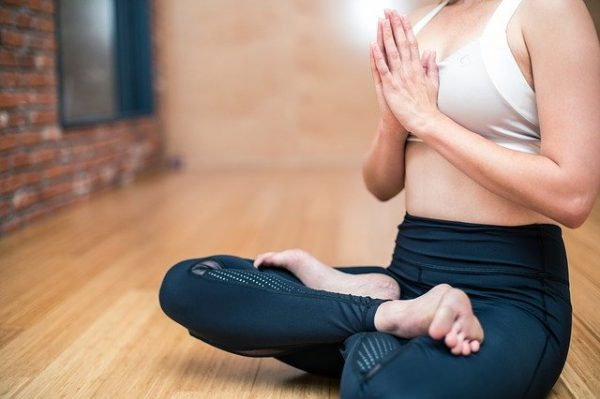 How Yoga Helps You In Feeling More Grounded