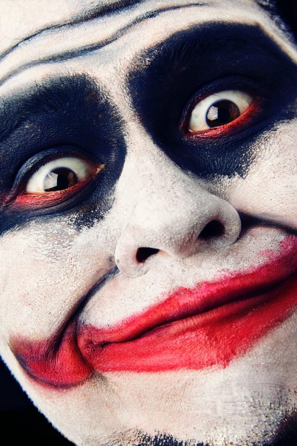 Joker as a Psychopathic role